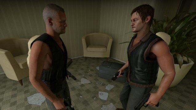 Left 4 Dead 2 #The_Walking_Dead ...и где теперь это ваше кинцо?. - Изображение 1