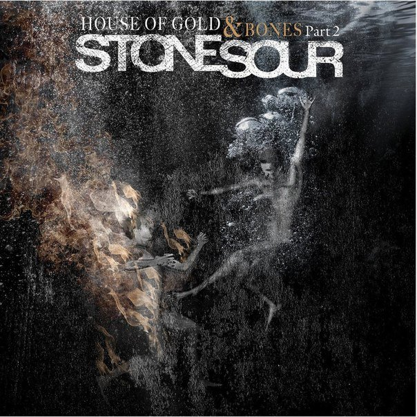 Stone Sour - House Of Gold And Bones Part 2 В СЕТИ!!!Как же я ждал его. - Изображение 1