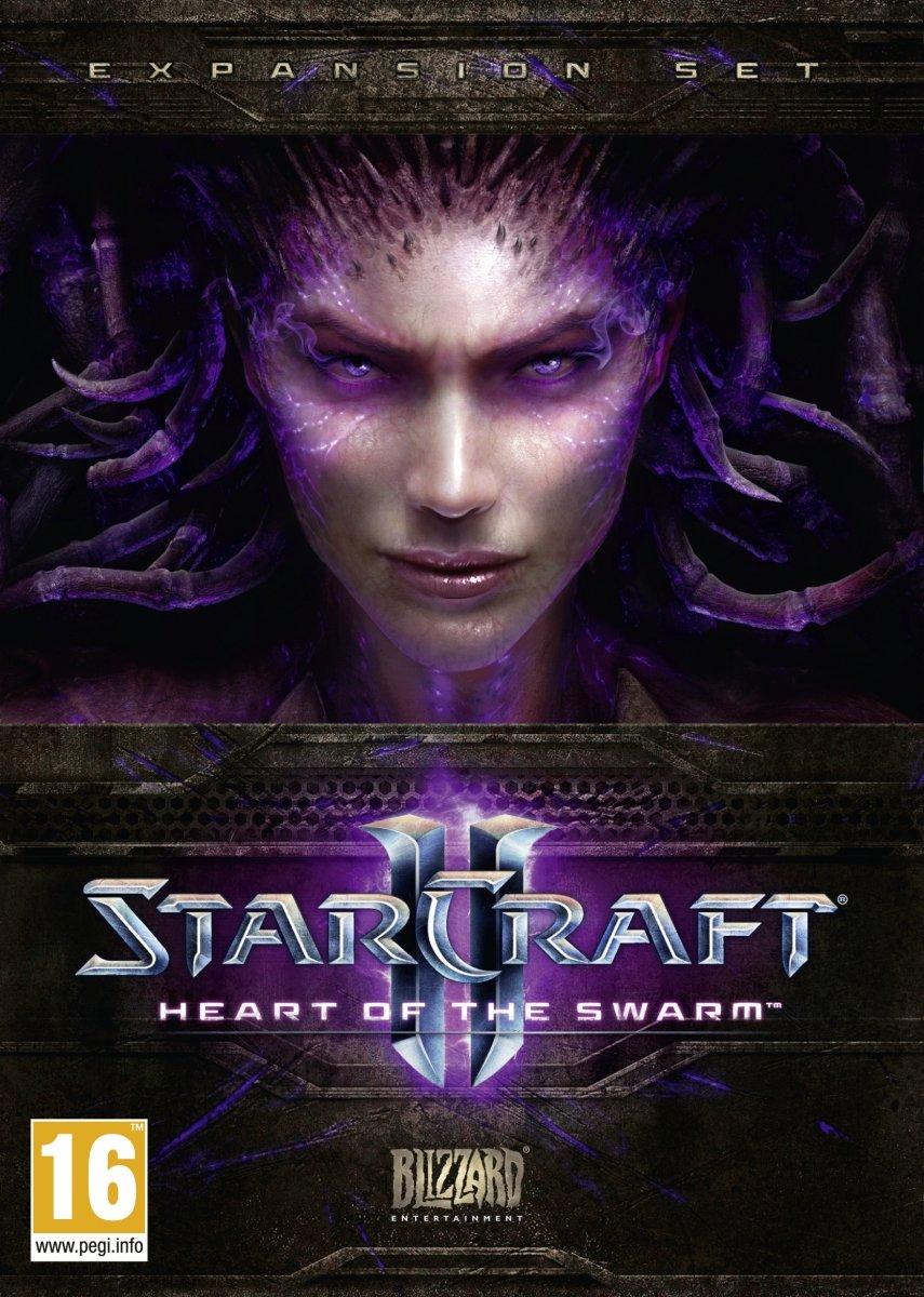 Начал играть  в  StarCraft 2, и таки да, интересная. Помню когда то в первую часть играл, а теперь и вторая вышла, н .... - Изображение 1