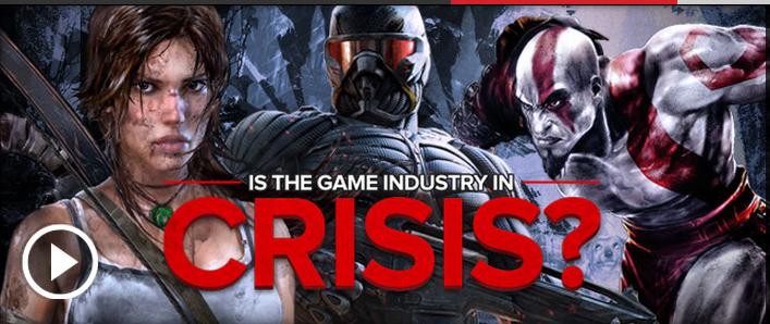 US IGN как бы говорит нам что индустрия очередной раз во мгле! Беда!. - Изображение 1