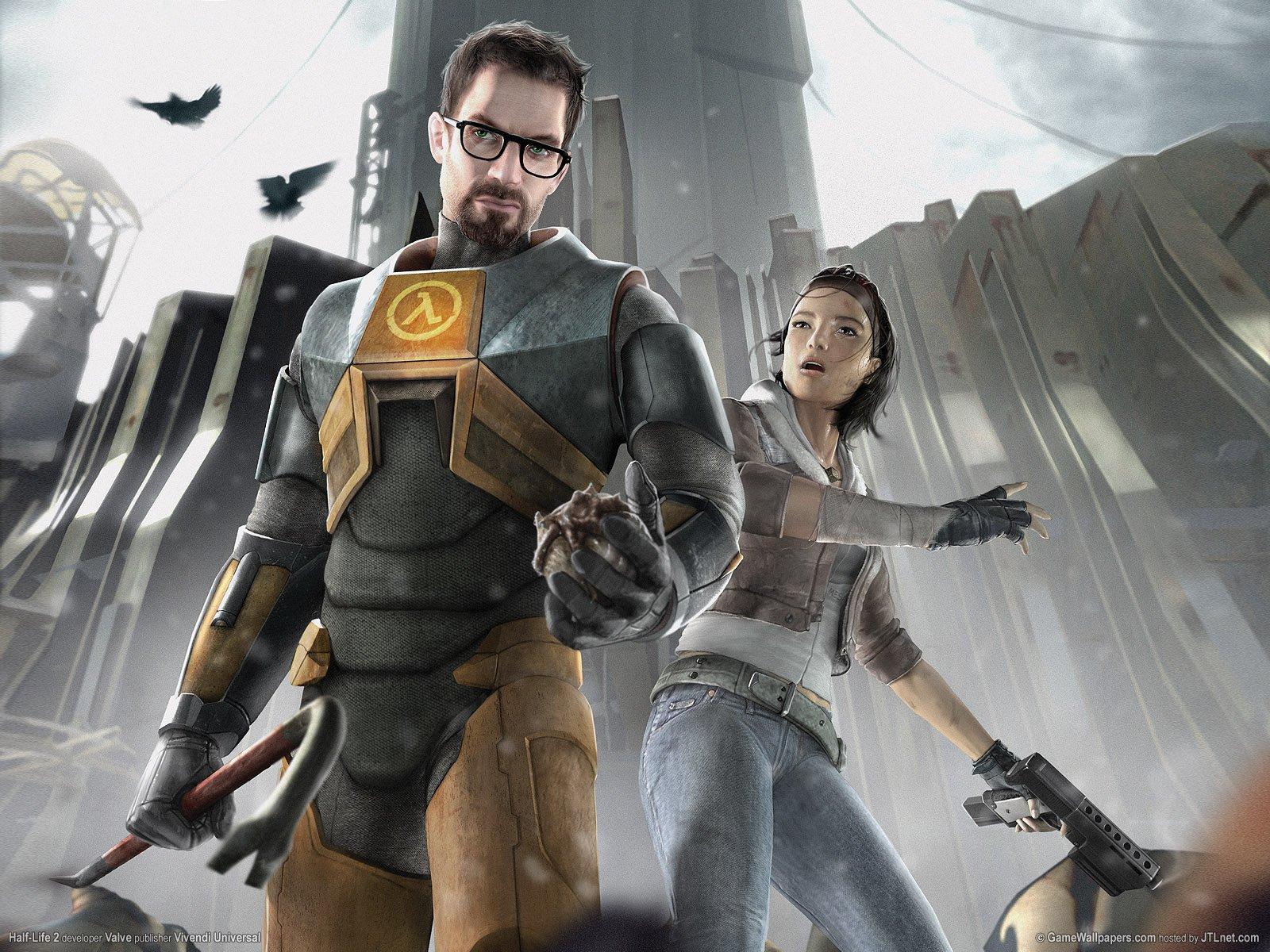 #HL3 Half-Life 3 Confirmed ! (всегда хотел это сказать). Можете считать меня параноиком, я никогда не занимался подо .... - Изображение 1