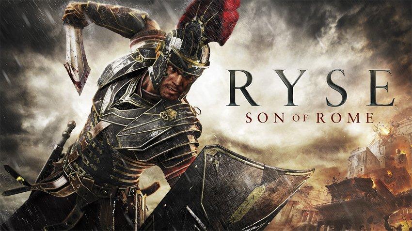 """Ryse: Sons of Rome играет сам в себя - западный журналист проспал QTE, но приём всё равно выполнился. На вопрос """"шо .... - Изображение 1"""
