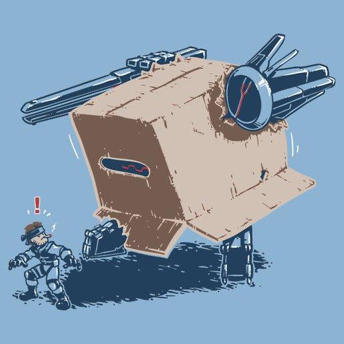 Ultimate camo. It's Metal Gear actually.. - Изображение 1