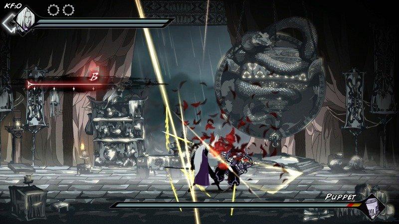 Скриншоты Rain Blood Chronicles: Mirage.. - Изображение 3