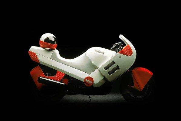Что то резко захотелось мотоцикл =) Жаль этот есть только в музее, модель Yamaha Frog FZ750.. - Изображение 1