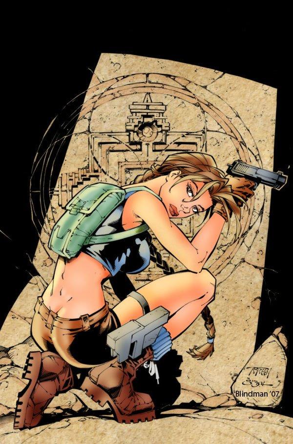 Сценарист Tomb Raider (2013),  Рианна Пратчетт, заявила, что хотела сделать из Лары лесбиянку. . - Изображение 2
