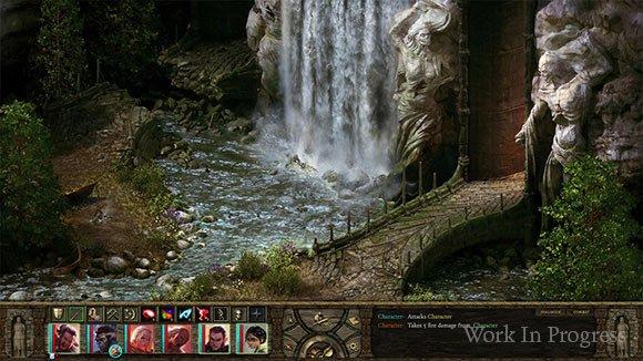 Project Eternity новые скриншоты -__-  . - Изображение 1