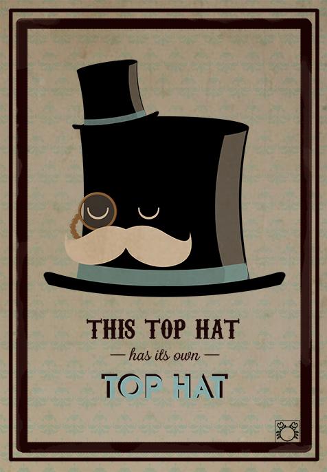 """""""Шляпная история""""сказка  Жили были две шапки. Обычные такие шапки. Одна с полями, а другая - котелок. И были у них х .... - Изображение 3"""