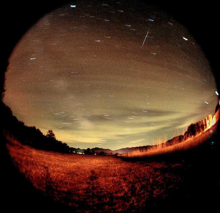 Сегодня ночью можно будет наблюдать метеоритный дождь!. - Изображение 1