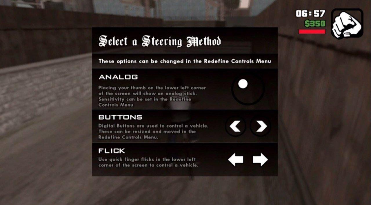 #Gta #sa #ios #betterВ Grand Theft Auto: SanAndreas для мобильных устройств заметно улучшена графика, по сравнению с .... - Изображение 1
