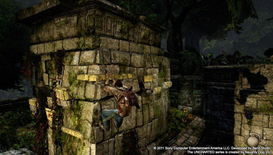 Обзор Uncharted: Золотая Бездна  Сегодня мы рассмотрим игру, которая первое время продавала PS VITA и на какое то вр .... - Изображение 1