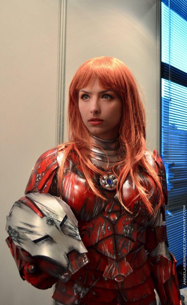 Iron Woman #cosplay. - Изображение 2