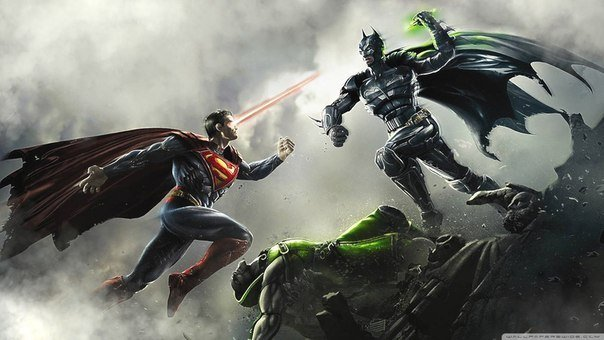 Wii U-версия Injustice: Gods Among Us перенесена на 26 апреля.  Релиз игры на PS3 и Xbox 360 состоится 19 апреля.. - Изображение 1