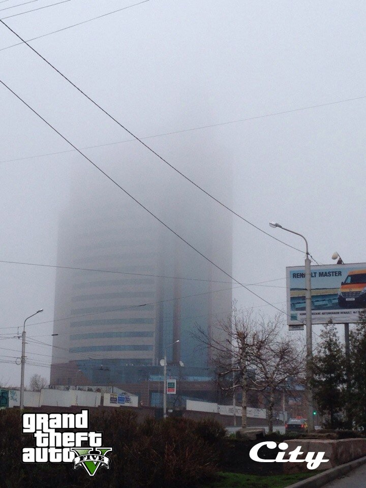 пару панорам нашего gta city #хочуgta5. - Изображение 2