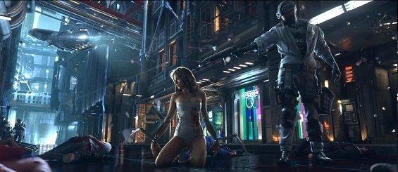 CD Projekt подтвердила, что Cyberpunk 2077 обзаведется поддержкой вида от первого и третьего лица  CD Projekt RED в  .... - Изображение 1