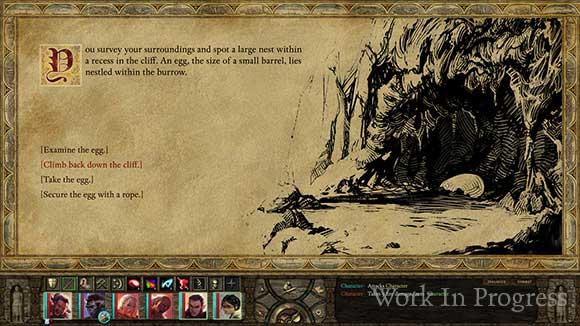 Project Eternity новые скриншоты -__-  . - Изображение 2