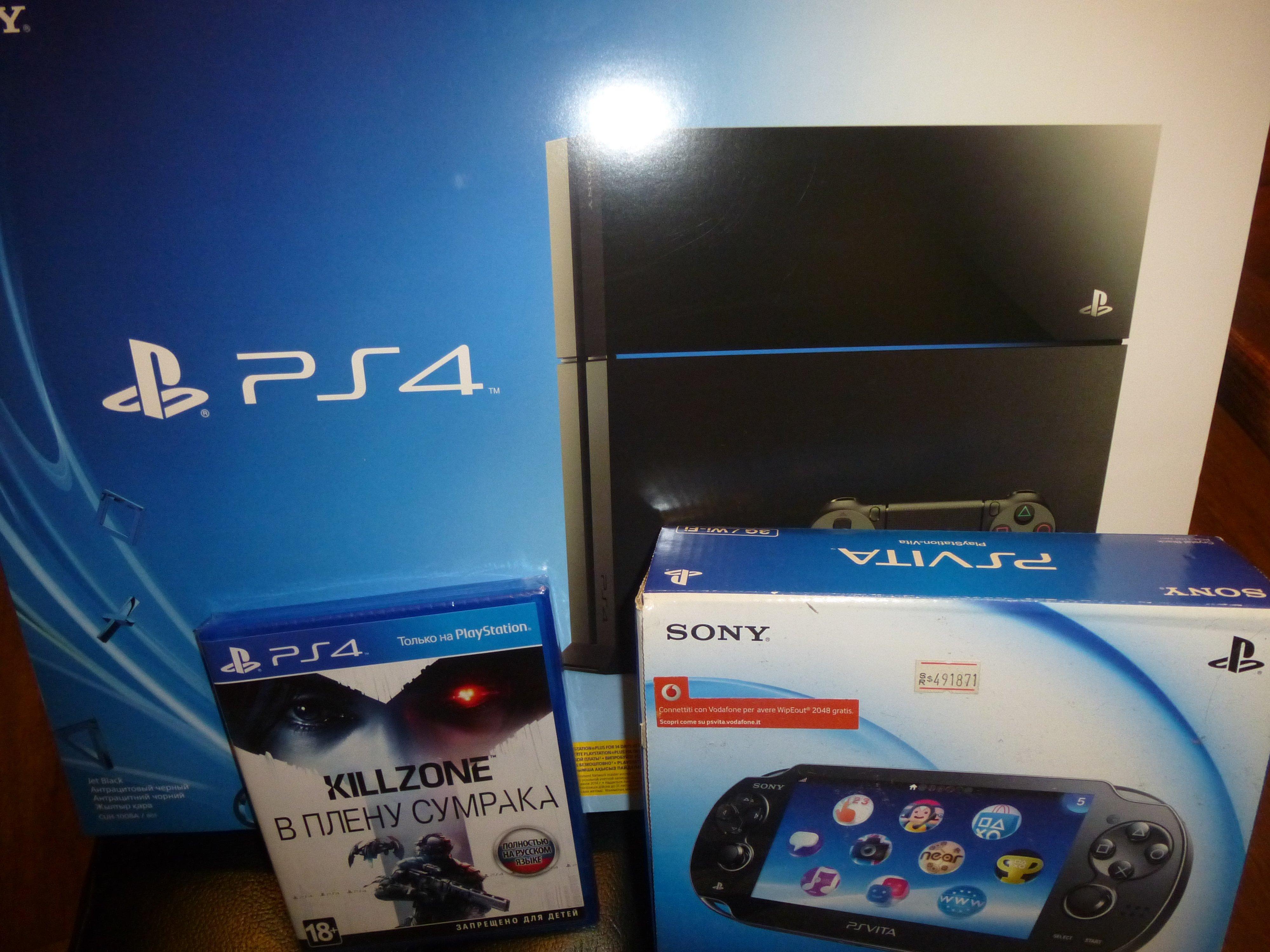 Даааа, дождалсяяя, вот она PS4!!!!!!. - Изображение 3