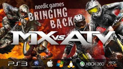 Игра MX vs. ATV выйдет в начале года  Консольная серия MX vs. ATV будет возрождена после некоторой паузы в виде ново .... - Изображение 1