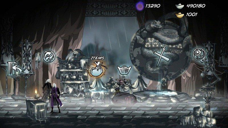 Скриншоты Rain Blood Chronicles: Mirage.. - Изображение 1