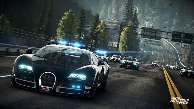 Игра Need for Speed: Rivals выглядит лучше на PlayStation 4, чем на РС20 октября 2013 в 17:55 Скриншот Need for Spee .... - Изображение 1