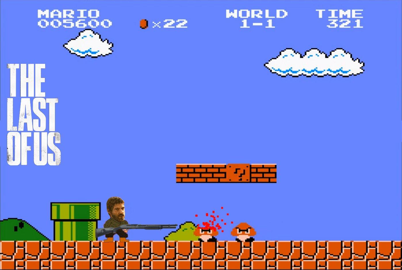 Похоже нас ждёт грандиозный скандал между Nintendo и Naughty Dog, так как последняя украла столь простую идею: усаты .... - Изображение 1