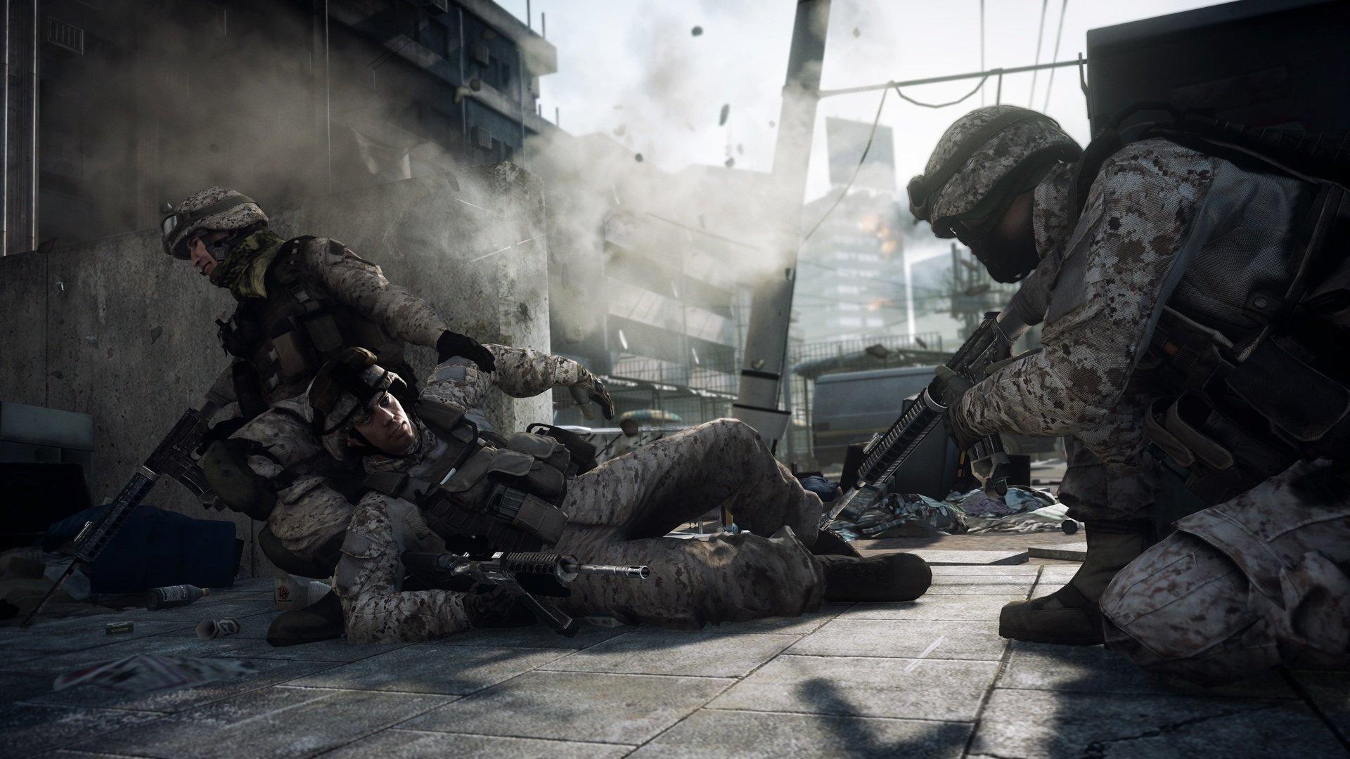 Вышло обновление для Battlefield 3.  Вес обновы за 6гб. Думаю всем ясно, что будет что то серьезное. . - Изображение 1