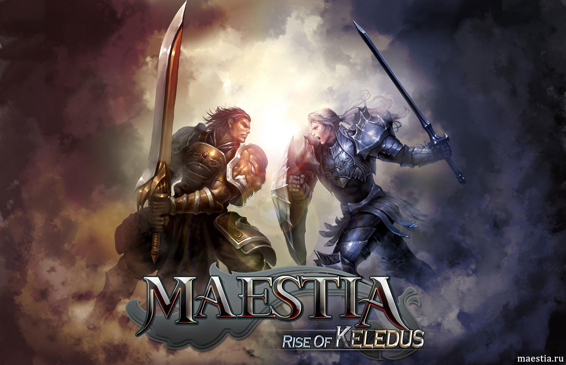 """Быстрый старт с Maestia: Rise of KeledusВ течение всего мая любой желающий может принять участие в акции """"Быстрый ст .... - Изображение 1"""