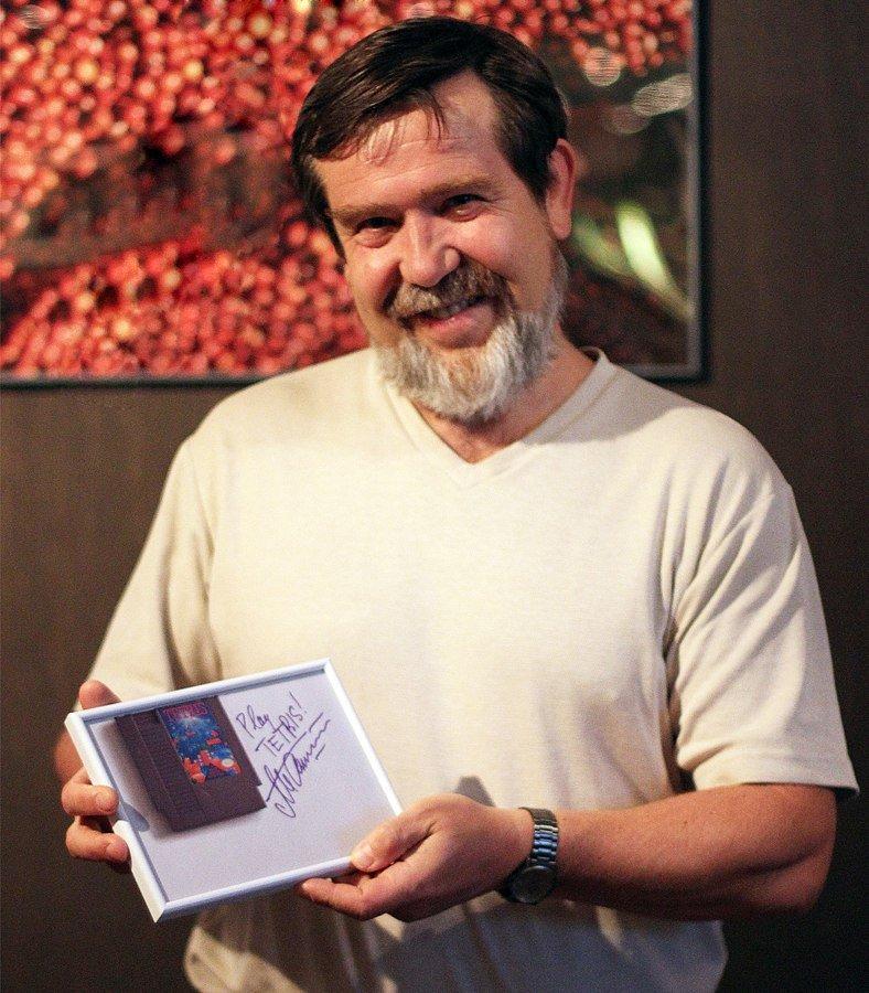 Алексей Пажитнов, создатель «Тетриса»: «Сегодня многие головоломки делают просто для умственно отсталых». - Изображение 1