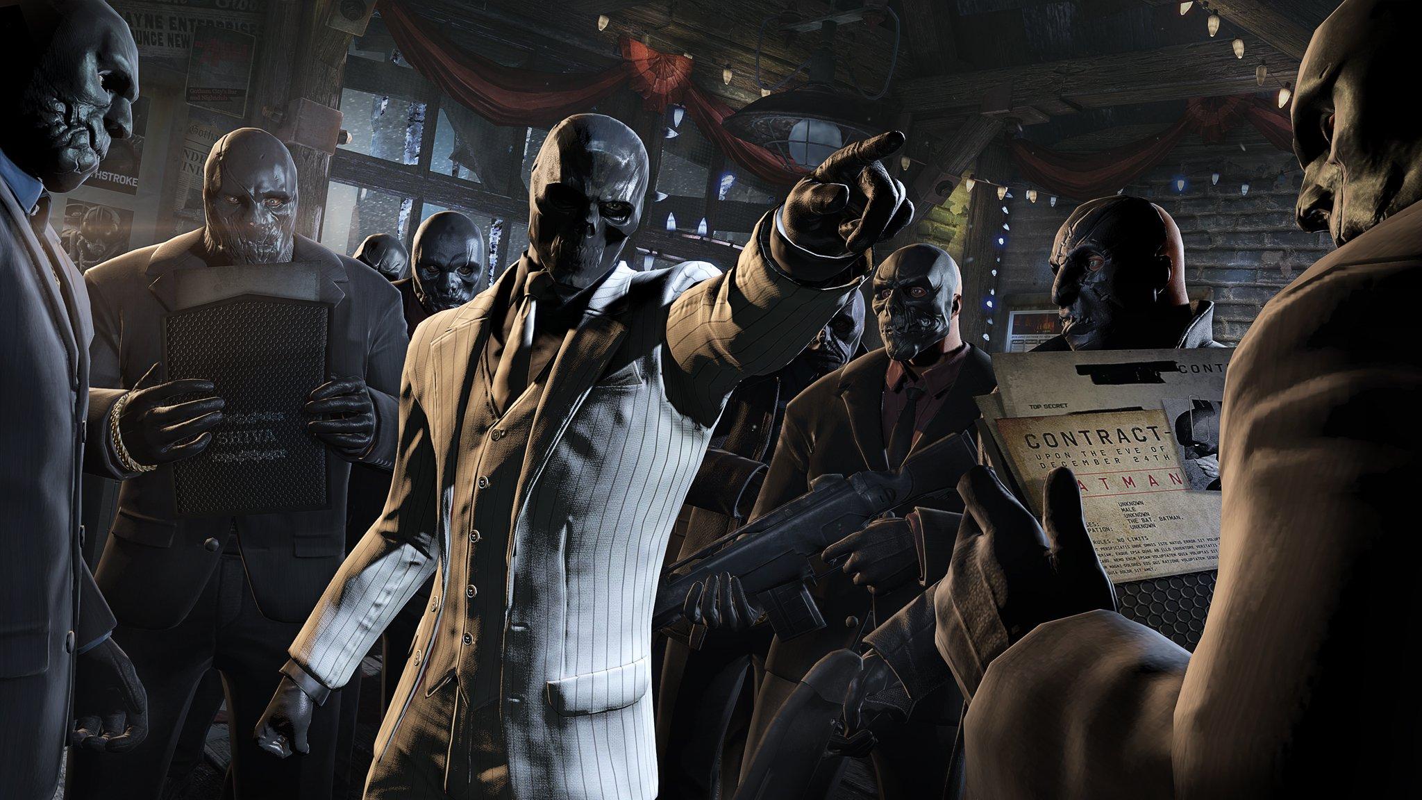 Закончил проходить Batman arkham origins на боксе,классная игра. Очень жаль что в нашей стране не было в продаже клл .... - Изображение 1