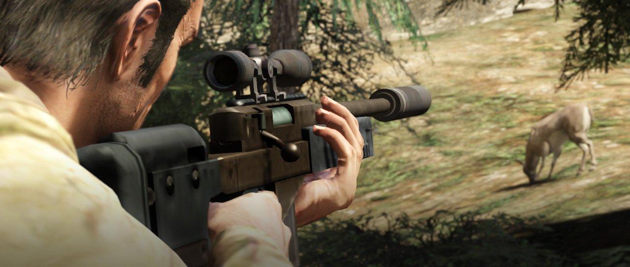 Новый скриншот GTA 5. Г.Р.А.Ф.О.Н. - Изображение 1
