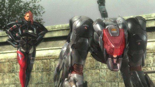 Второе сюжетное DLC для Metal Gear Rising – Blade Wolf будет доступно в американском PSN и XBL 14 мая и в европейско .... - Изображение 1