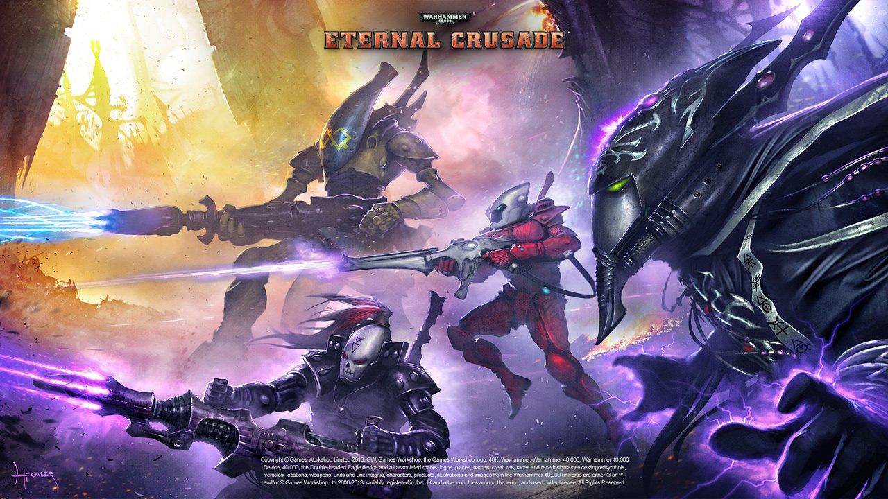 Warhammer 40,000: Eternal Crusade #wh40k. - Изображение 1