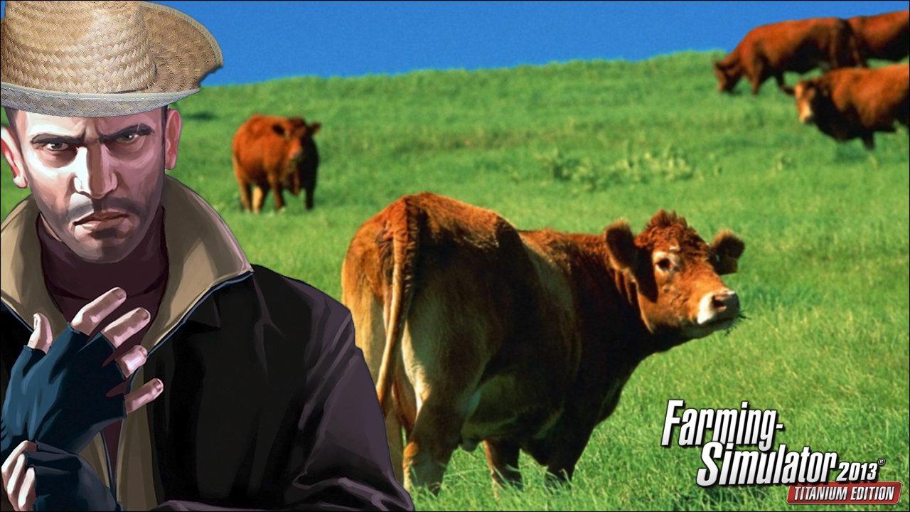 #веселыйфермер  Нико-фермер.. - Изображение 1