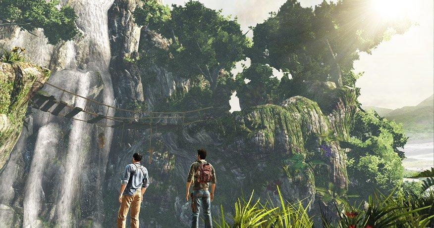 Обзор Uncharted: Золотая Бездна  Сегодня мы рассмотрим игру, которая первое время продавала PS VITA и на какое то вр .... - Изображение 2