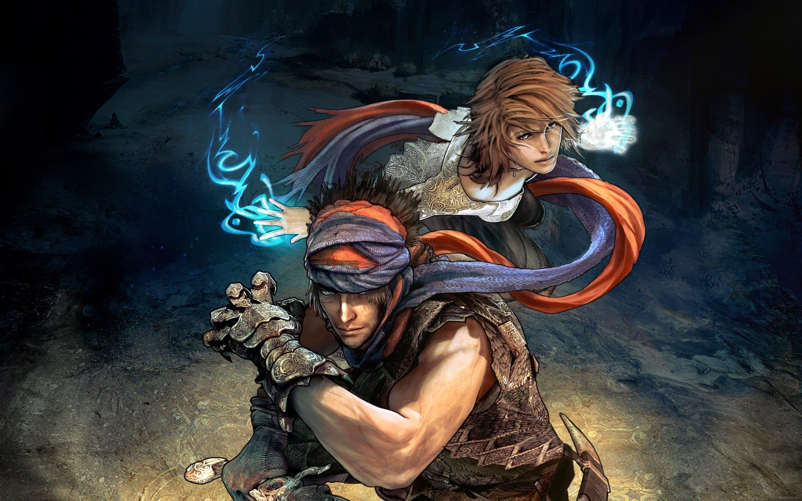 Эх, хотелось бы продолжение Prince of Persia (2008) Ведь проблема игры только в однообразии, всё остальное в ней на  .... - Изображение 1