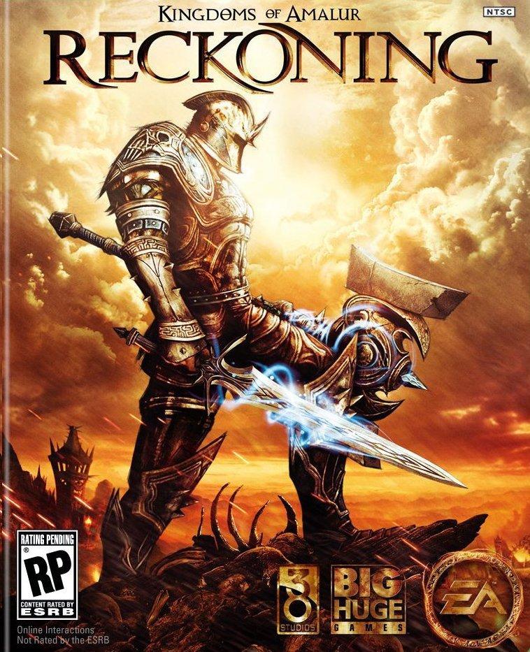 Сегодня у меня очень хороший пост.  Я  поговарю о игре Kingdoms of Amalur Reckoning  эта игра вышла  7 февраля 2012  .... - Изображение 1