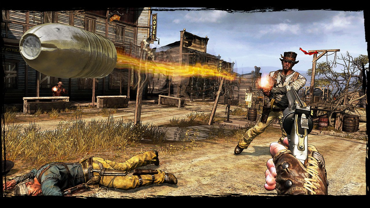 Call of Juarez: Gunslinger выйдет в мае #ubisoft #commingsoon #callofjuarez. - Изображение 1