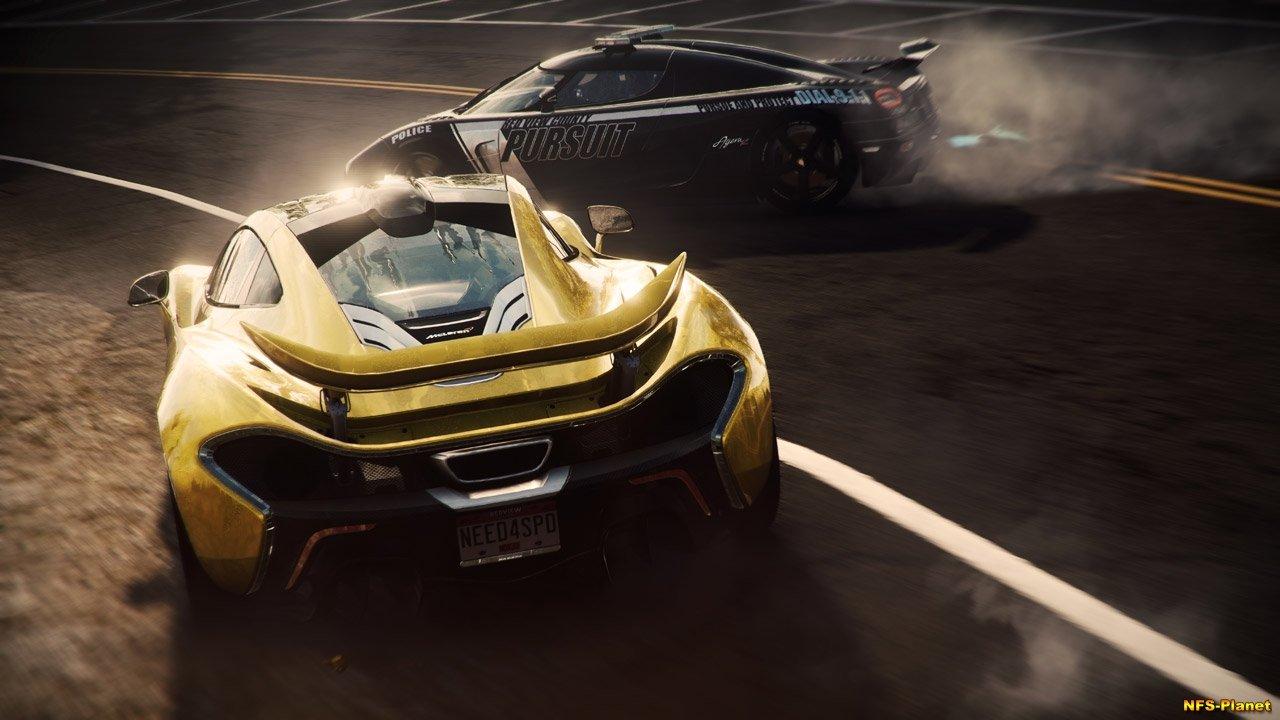 Компания Electronic Arts представила геймплейное видео Need for Speed: Rivals в версии для консоли Xbox One. Игра по .... - Изображение 1