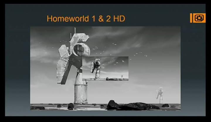 Homeworld HD - кадры перерисованных роликов в 1080p и новых текстур. (изображения закапченые, так что извиняйте за п .... - Изображение 1