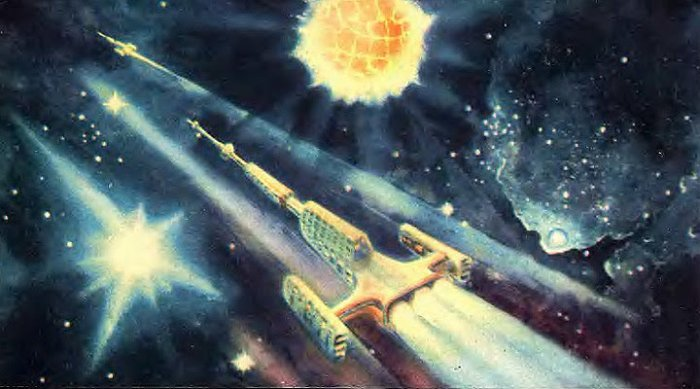20 июля 2077 г.Первая запись в бортовом журнале- самая сложная. Она проливает свет на день, когда все началось. На  .... - Изображение 1