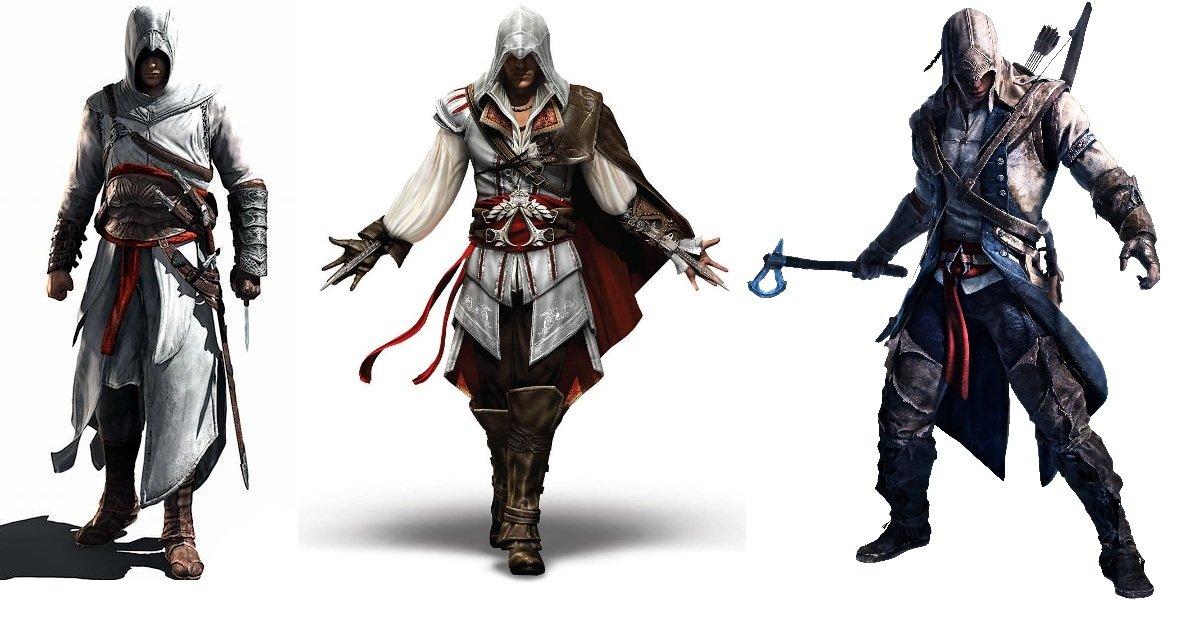 Ubisoft работает над тремя играми серии Assassin's Creed  Исполнительный директор Ubisoft Ив Гильмо официально подтв .... - Изображение 1