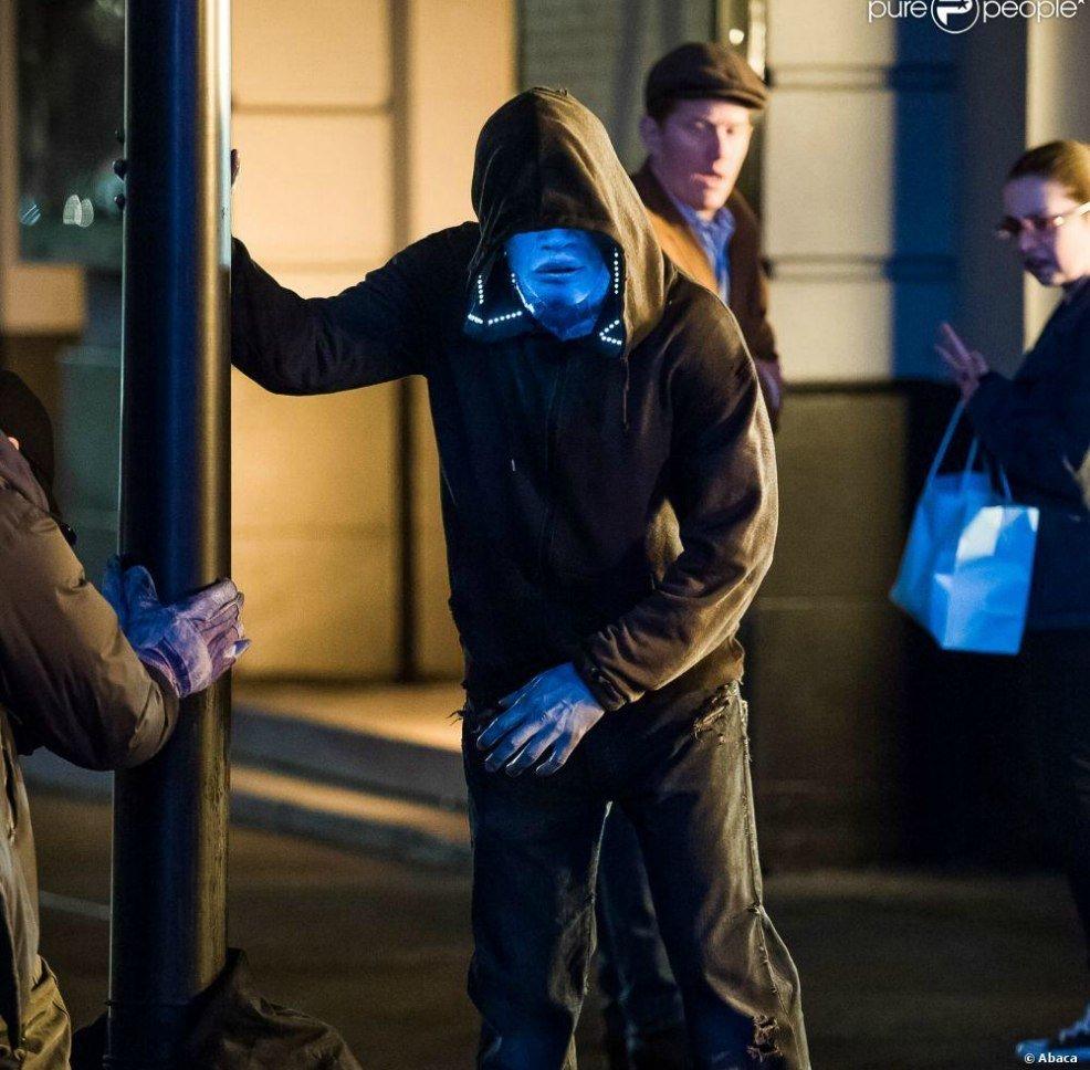 Новый Электро в исполнении Джейми Фокса доставляет, йеах#spiderman. - Изображение 2