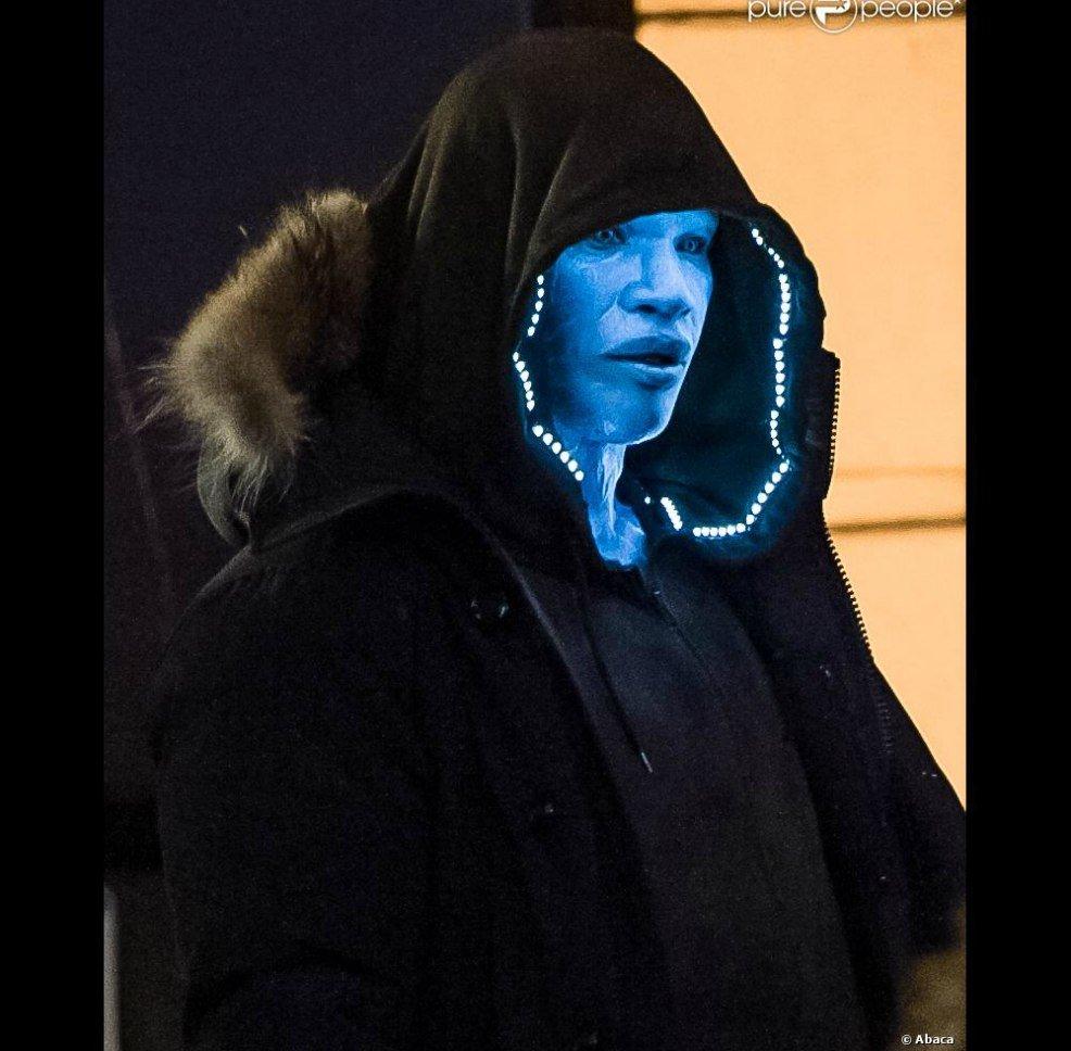 Новый Электро в исполнении Джейми Фокса доставляет, йеах#spiderman. - Изображение 1