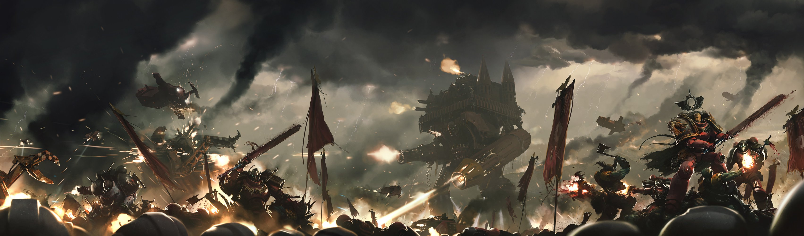 Black Library: Blood in the Machine #wh40k. - Изображение 1