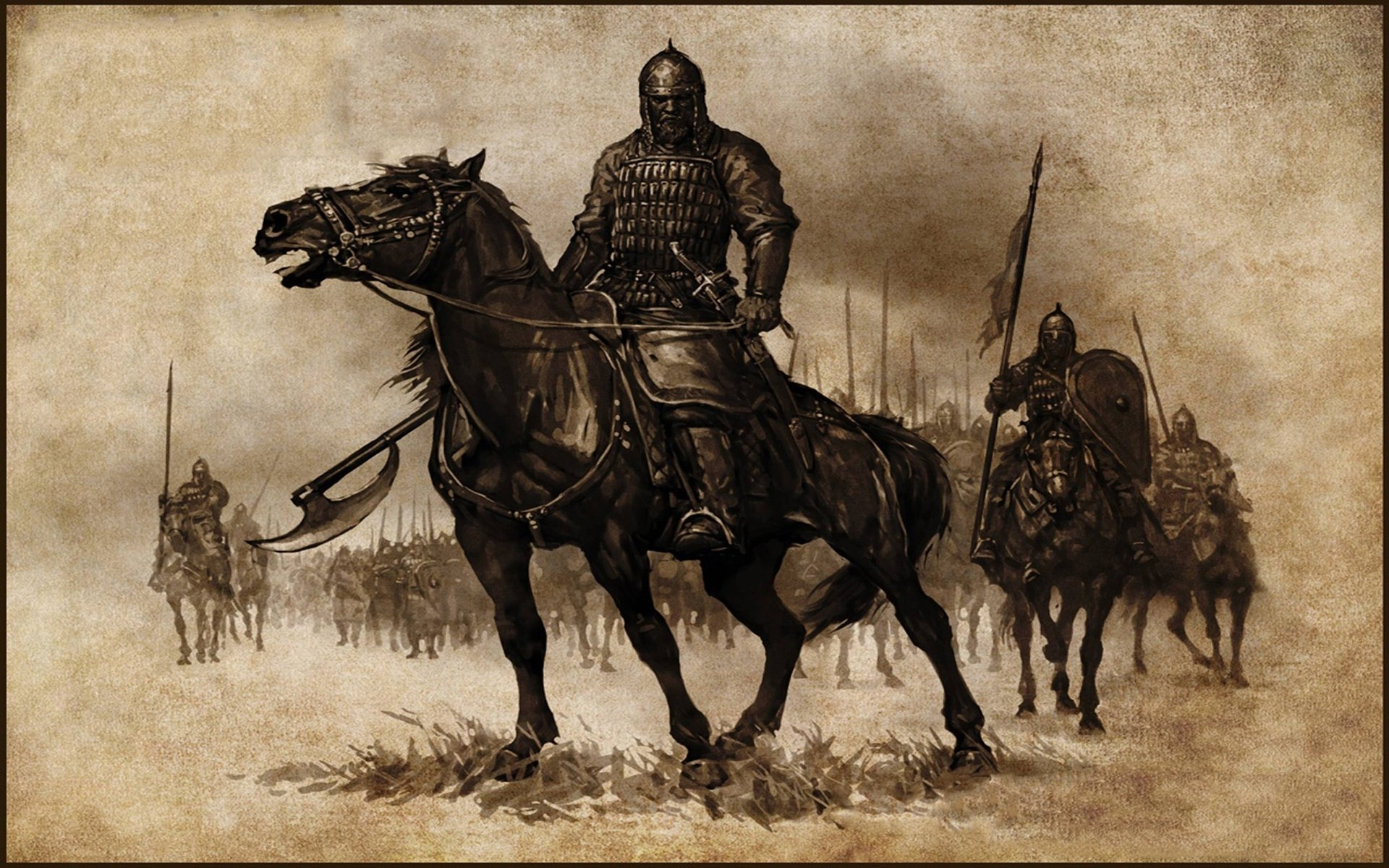 В субботу, 12 октября, давайте поиграем в Mount & Blade: Warband. Будет много народу, будет весело.. - Изображение 1