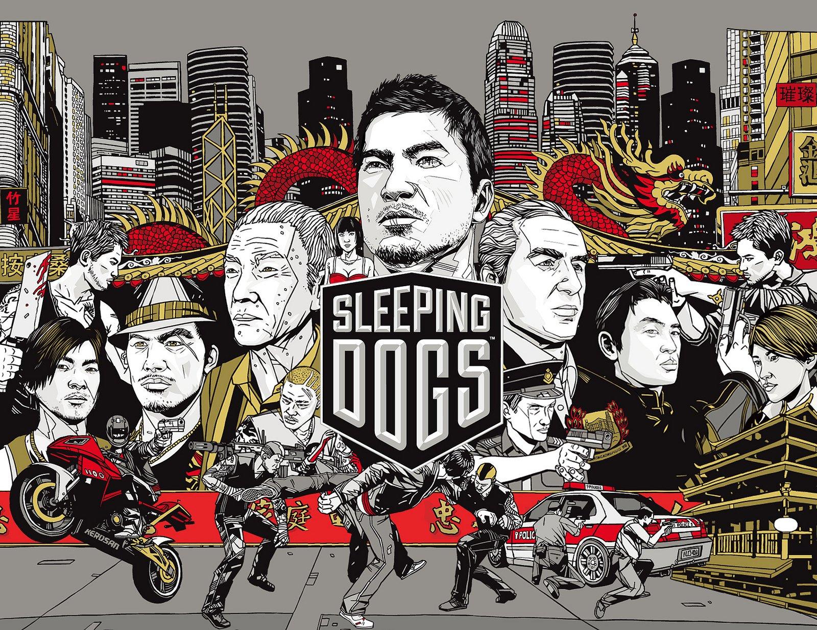 На моей улице праздник анонсировали продолжение Sleeping Dogs под названием Triad Wars, подробности вроде как в 2014ом.. - Изображение 1