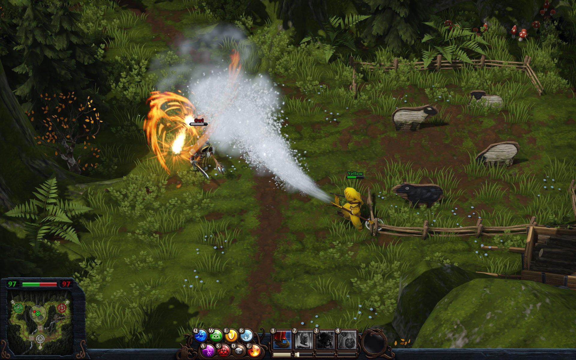 Paradox Interactive дает вам возможность получить доступ к альфа версии игры Magicka: Wizard Wars, а также получить  .... - Изображение 1
