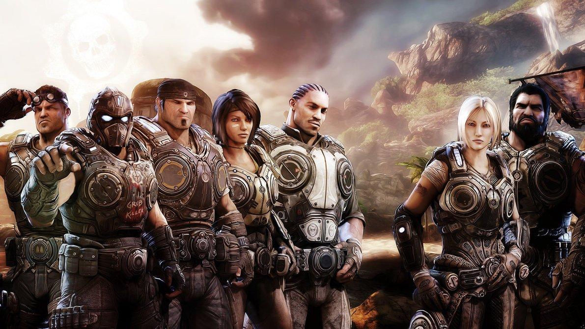 Пока все начали играть в Gears of War: Judgment, я включил слоумод и наконец запустил третью часть серии. До этого я .... - Изображение 1